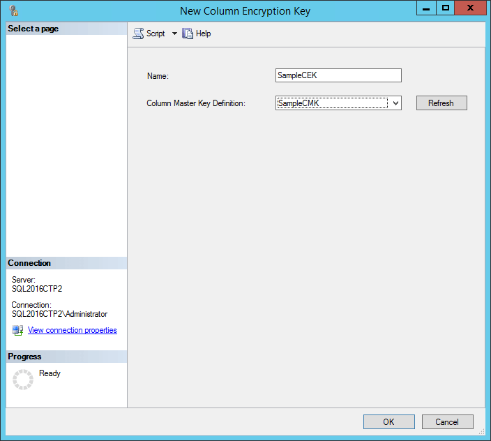What's new in SQL Server 2016: Always encrypted