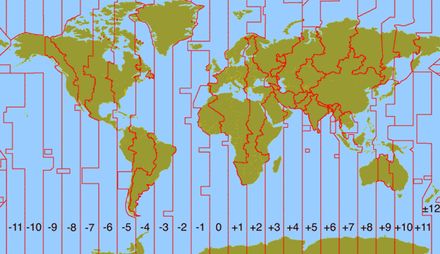 Get the localization and time zone of your visitors